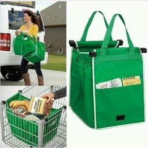 Set 3 x sacosa reutilizabila pentru cumparaturi