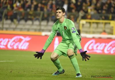 Thibaut Courtois sur les tablettes de la Juventus de Turin ?