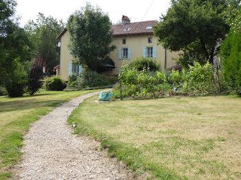 maison à Lauresses (46)