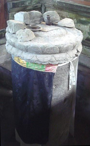 Blanjong-Pillar