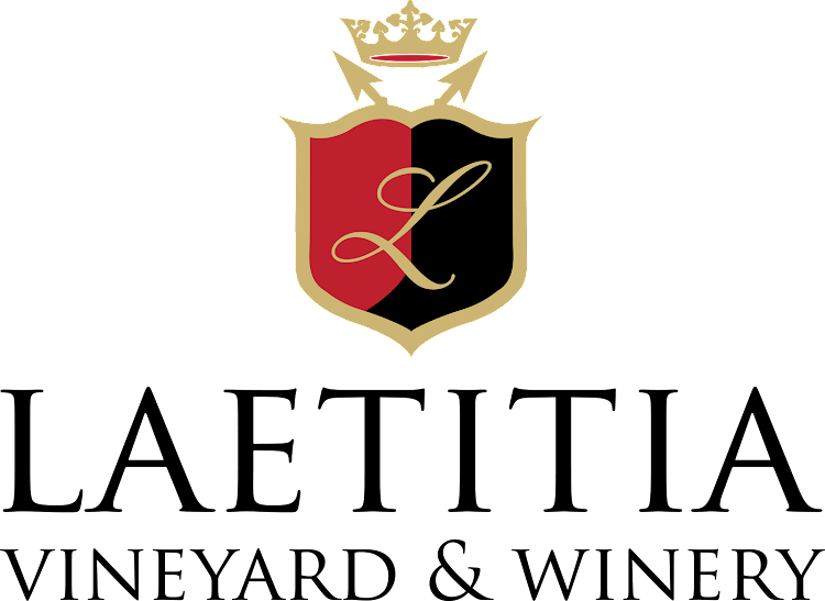 Logo for Laetitia Brut Rose