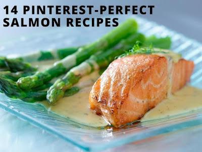 14 Pinterest-Perfect Salmon Recipes