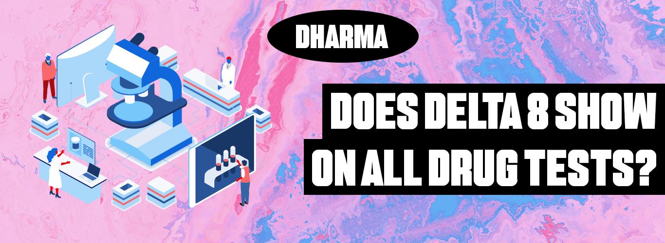 Delta 8 drug tests