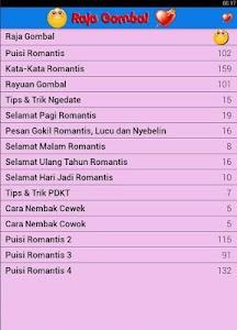 Download Kitab Rayuan Gombal Raja Gombal Apk Latest