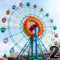 Theme Park Fun Swings Ride 2 icon