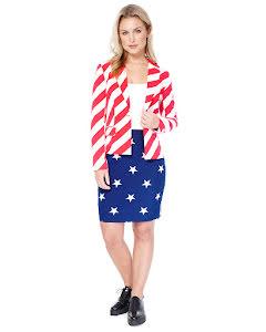 Opposuit, American Woman