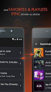 DaMixhub Hip-Hop & Mixtapes- screenshot thumbnail