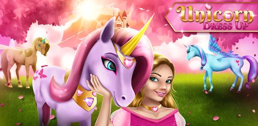 Pferd Anzieh Mädchen Spiele Apps Bei Google Play