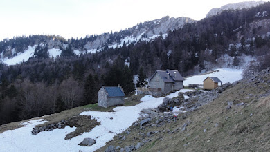 Photo: Cabane du Larreix