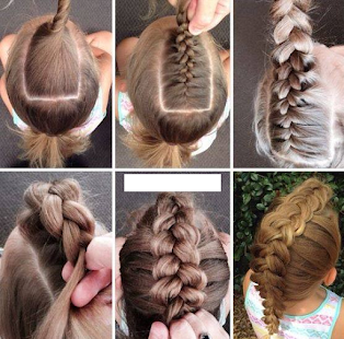 Beauty Girls Hairstyle - náhled