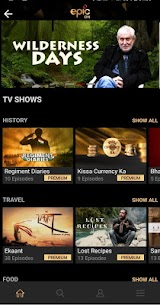 EPIC ON – Watch TV apk download 4