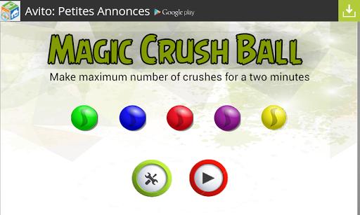 Magic Crush Ball