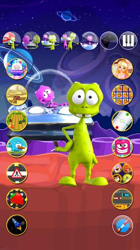 Talking Alan Alien screenshot 5