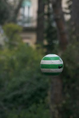 Ball in Air di Darosh