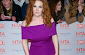 Jennie McAlpine baby bump covered by Ford Fiesta on Corrie set