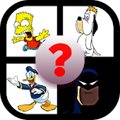 Guess All Cartoon Characters!