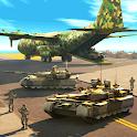 US Army Tank Transporter Airplane icon