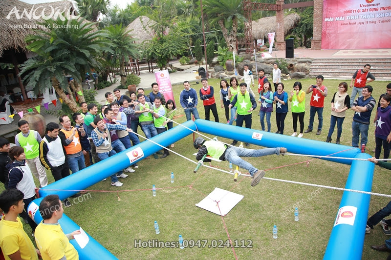 team building tu duy ancoric