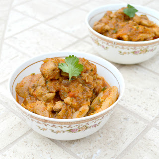 The 5-Step Chicken Curry.