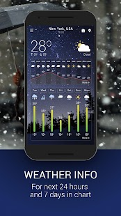 Weather- screenshot thumbnail