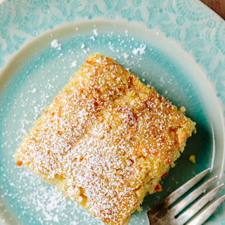 Domenica Marchetti'S Carrot Polenta Cake with Marsala Recipe