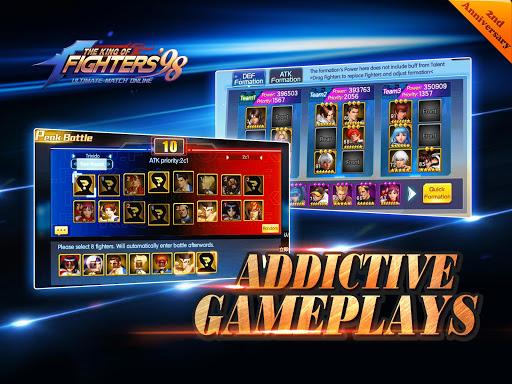 KOF'98 UM OL painmod.com screenshots 9