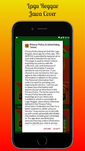 lagu reggae jawa offline screenshot 2