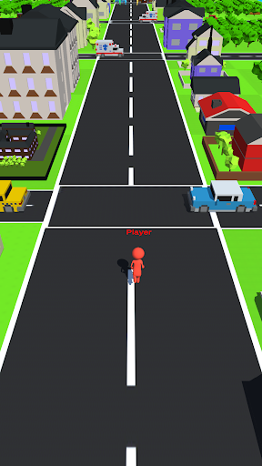Fun Road Race 3D apkmind screenshots 1