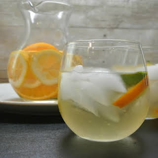 White Wine Sangria With Brandy Recipes.