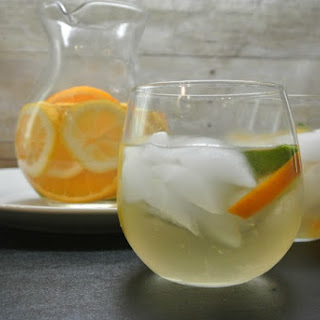 Citrus White Wine Sangria.