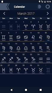 The Moon - Phases Calendar- screenshot thumbnail