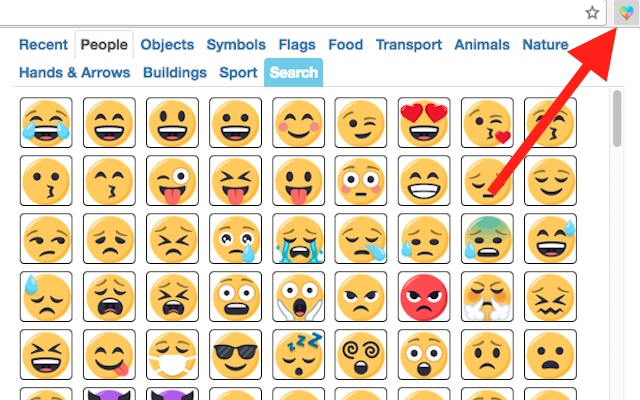 Emoji Keyboard Emojis For Chrome Chrome Web Store