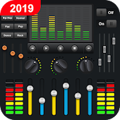 MP3 Music Player 2019 - 10 Bands Equalizer Player icon