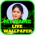My Name Photo WallPaper Screen apk