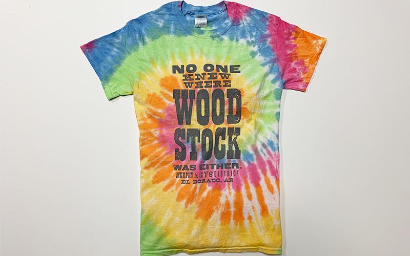 MAD Tie Dye Woodstock