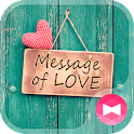 icon&wallpaper-Message of Love