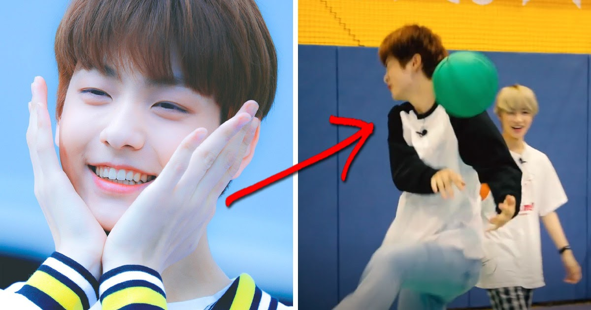 Txt S Soobin Proves That Being Tall Af Doesn T Make You An Nba Star