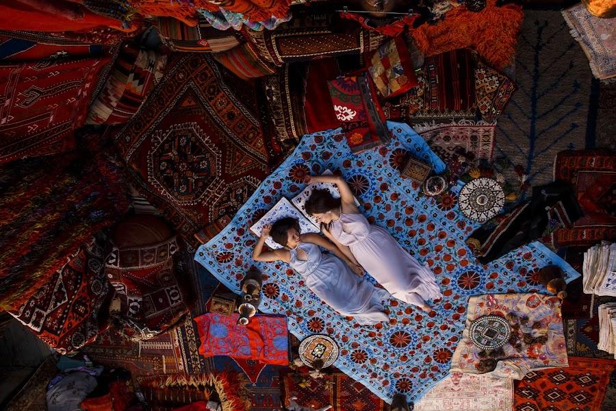 Vestuvių fotografas Ufuk Sarışen (ufuksarisen). Nuotrauka 15.11.2018