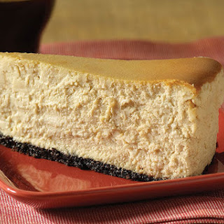 PHILADELPHIA® New York Cappuccino Cheesecake Recipe