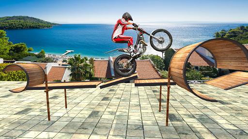 Crazy Bike Racing Stunt 3D  screenshots 4