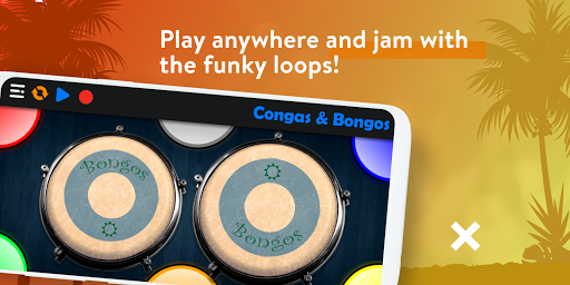 Congas & Bongos - Percussion Kit screenshot 8