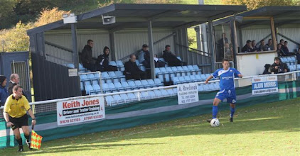 Photo: 24/10/10 v Port Talbot Town (Welsh Premier League) 0-0 - contributed by Mike Latham