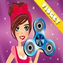 Fidget Spinner Evolution Toy Icon