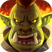 Tower Defense-Mages & Orcs War