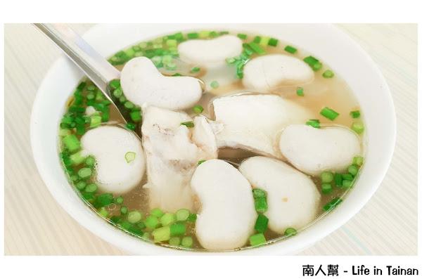 超級綜合湯全部料都加.第三代虱目魚丸