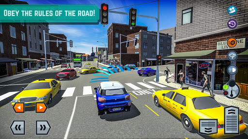 Car Driving School Simulator  screenshots 11