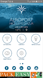 Nice Airport- screenshot thumbnail