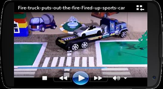 Toy Car Video screenshot 2