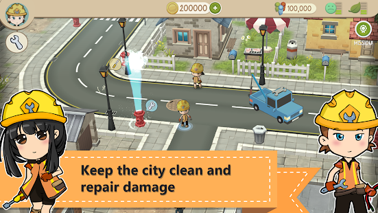 Chibi Town- screenshot thumbnail