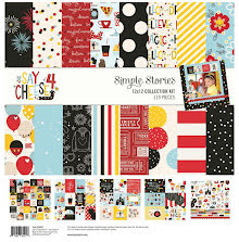 Simple Stories Collection Kit 12X12 - Say Cheese 4 UTGÅENDE